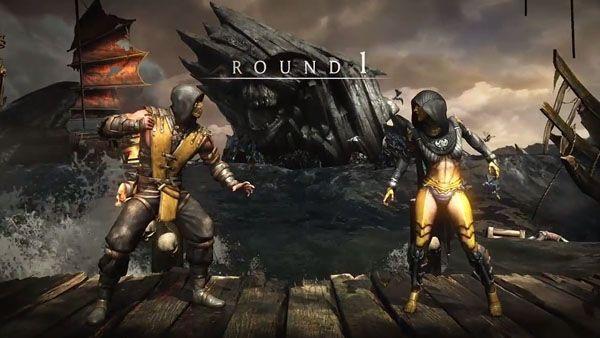 Revelado El Peso Que Ocupara Mortal Kombat X En Ps4 Allgamersin