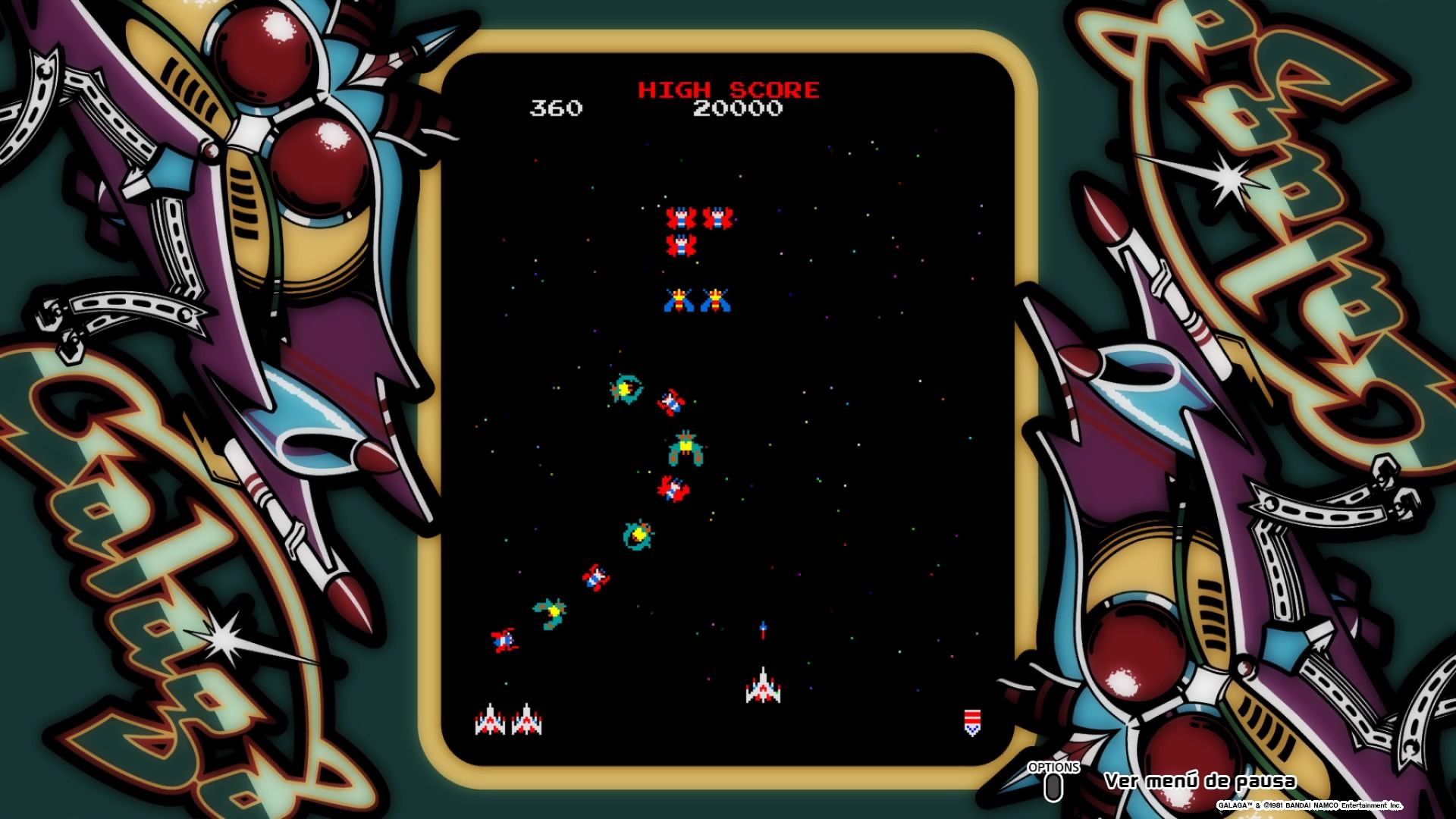 ARCADE GAME SERIES: GALAGA_20160514164417