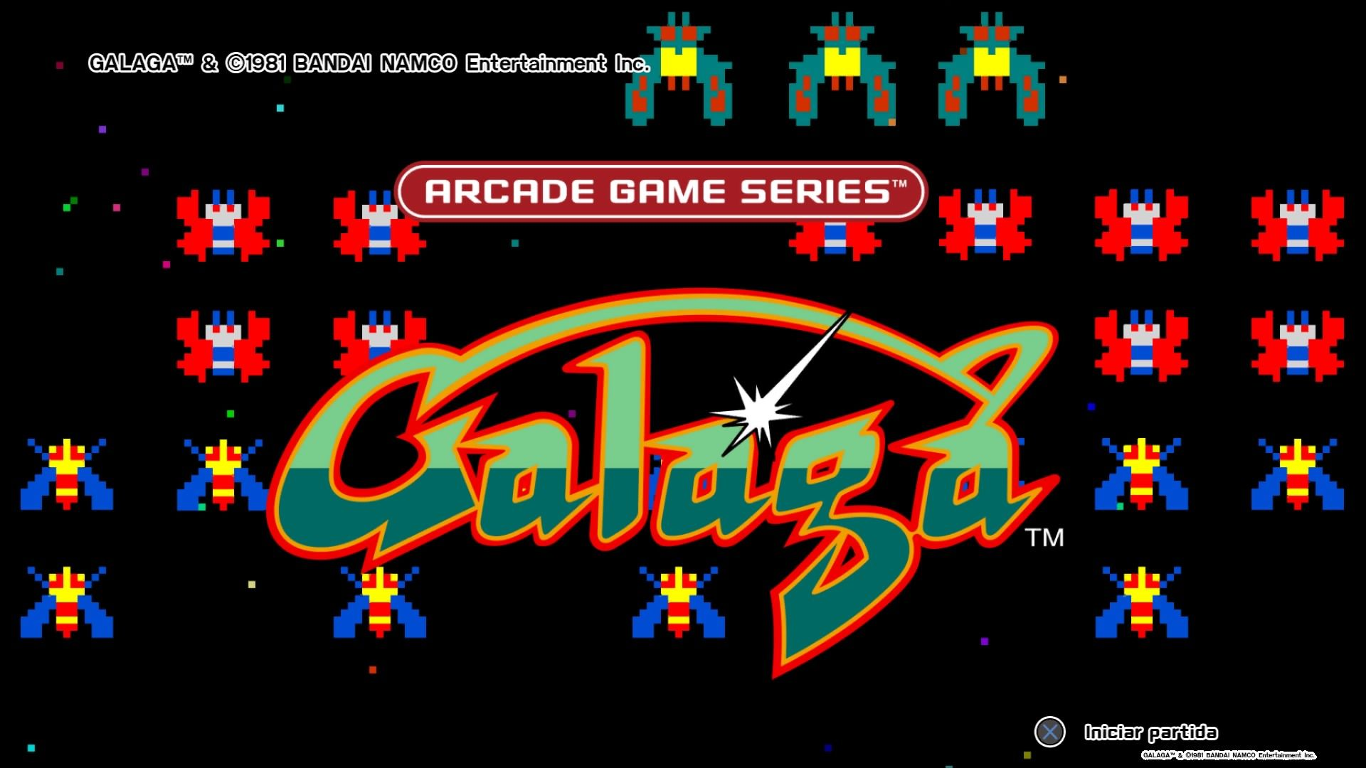 ARCADE GAME SERIES: GALAGA_20160516164307