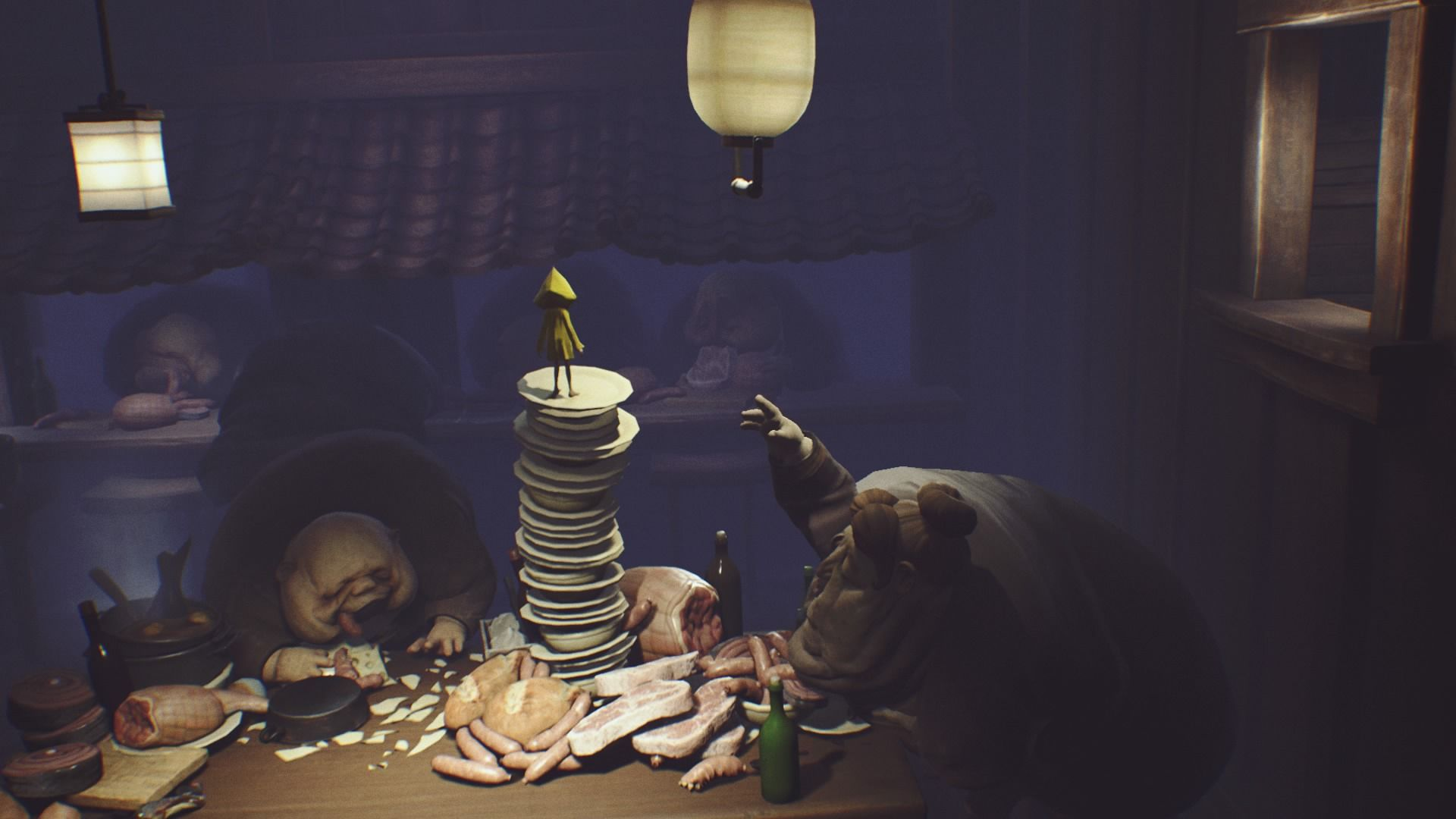 little nightmares versus review