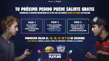 "PlayStation y Burger King lanzan ""Play for the Whopper"", reta al repartidor con PlayLink"