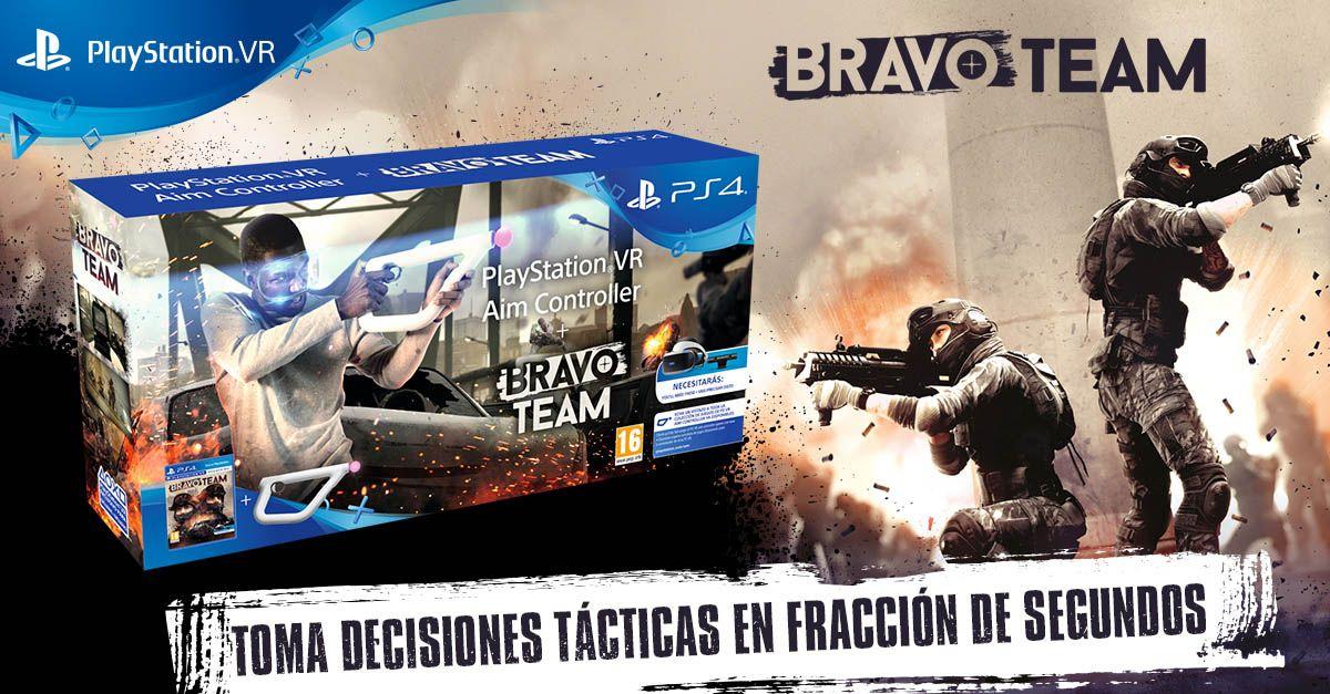 Bravo Team 3