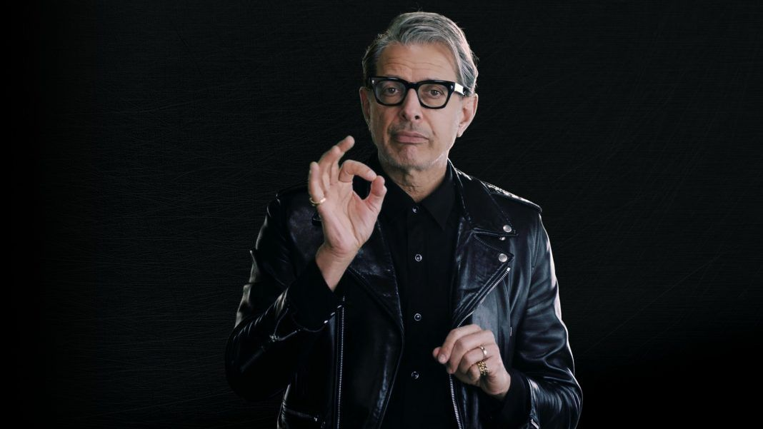 Jeff Goldblum Jurassic World Evolution