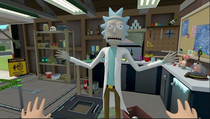 Rick and Morty: Virtual Rick-ality 1