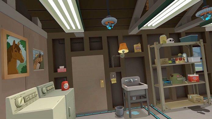 Rick and Morty: Virtual Rick-ality 5
