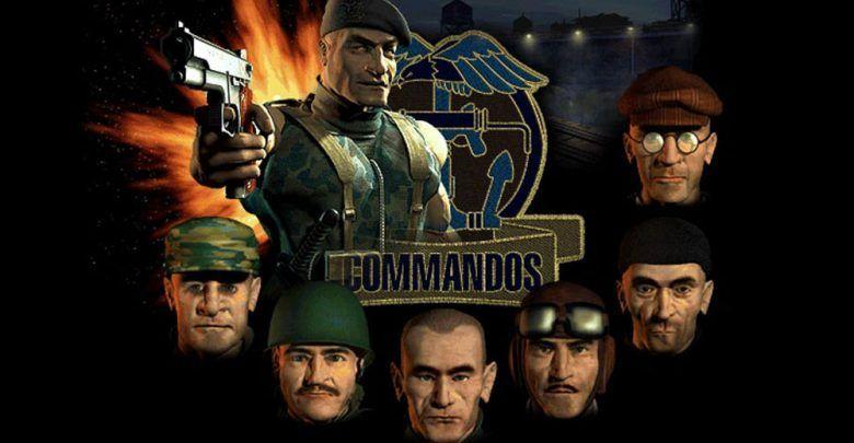 Commandos destacado