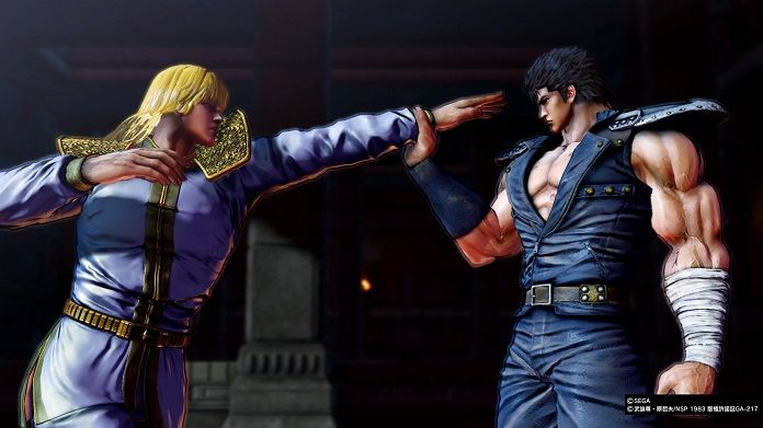 Fist of the North Star Lost Paradise 01_2