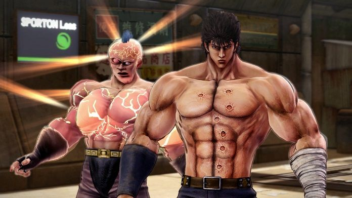 Fist of the North Star Lost Paradise 04