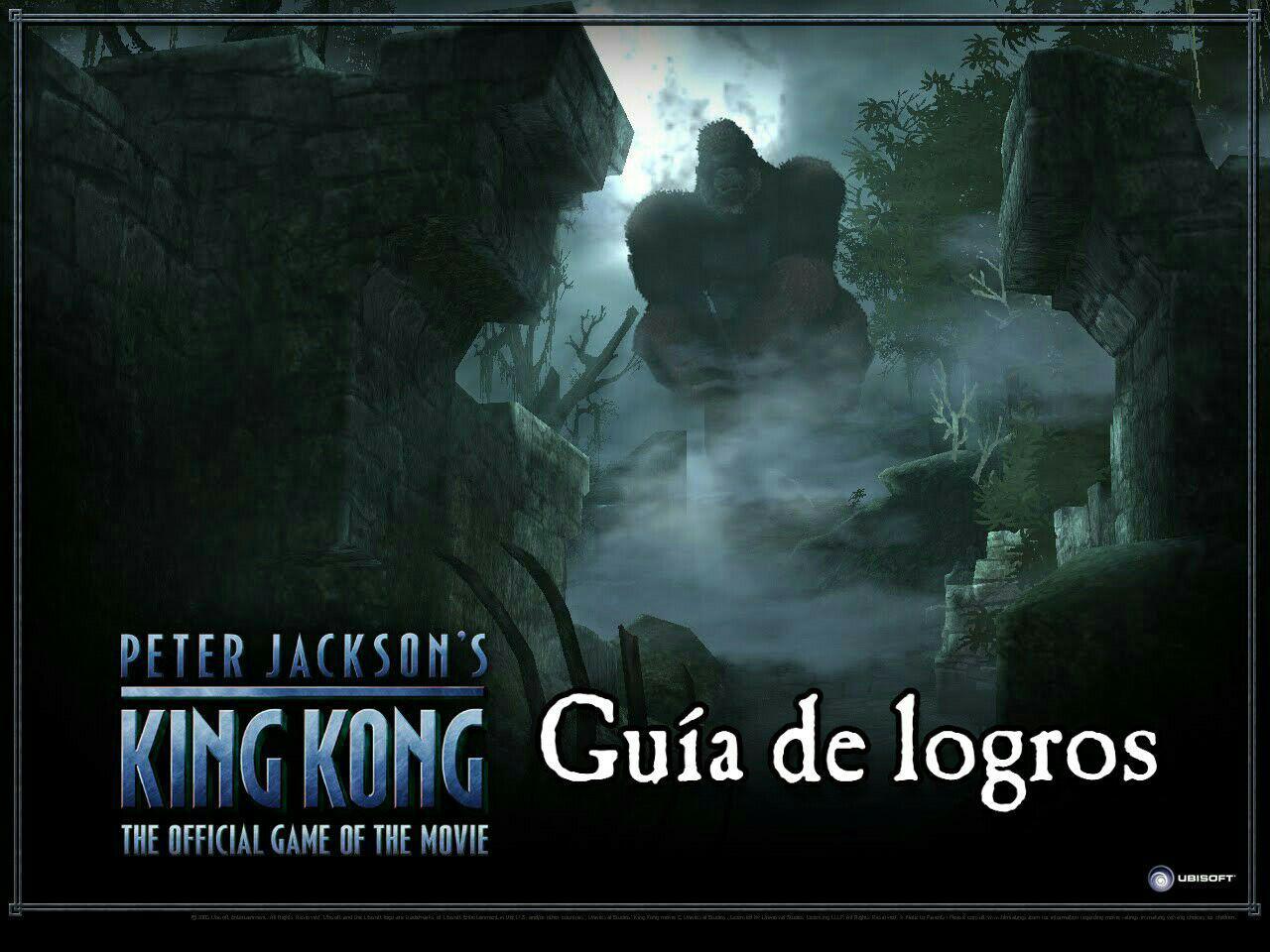 King Kong Guía