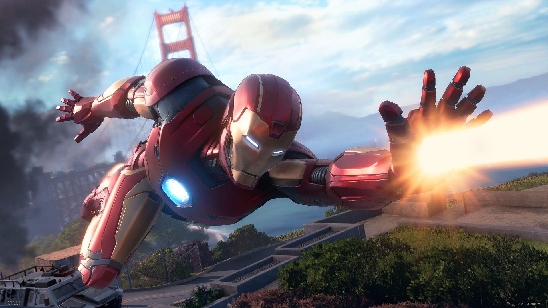 Se filtra la llegada de una demo de Marvel's Iron Man VR para PS ...