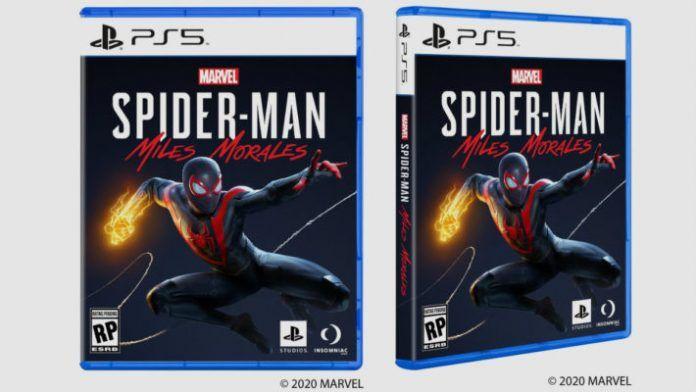Spider-Man: Miles Morales nos muestra cómo se verán las cajas de ...