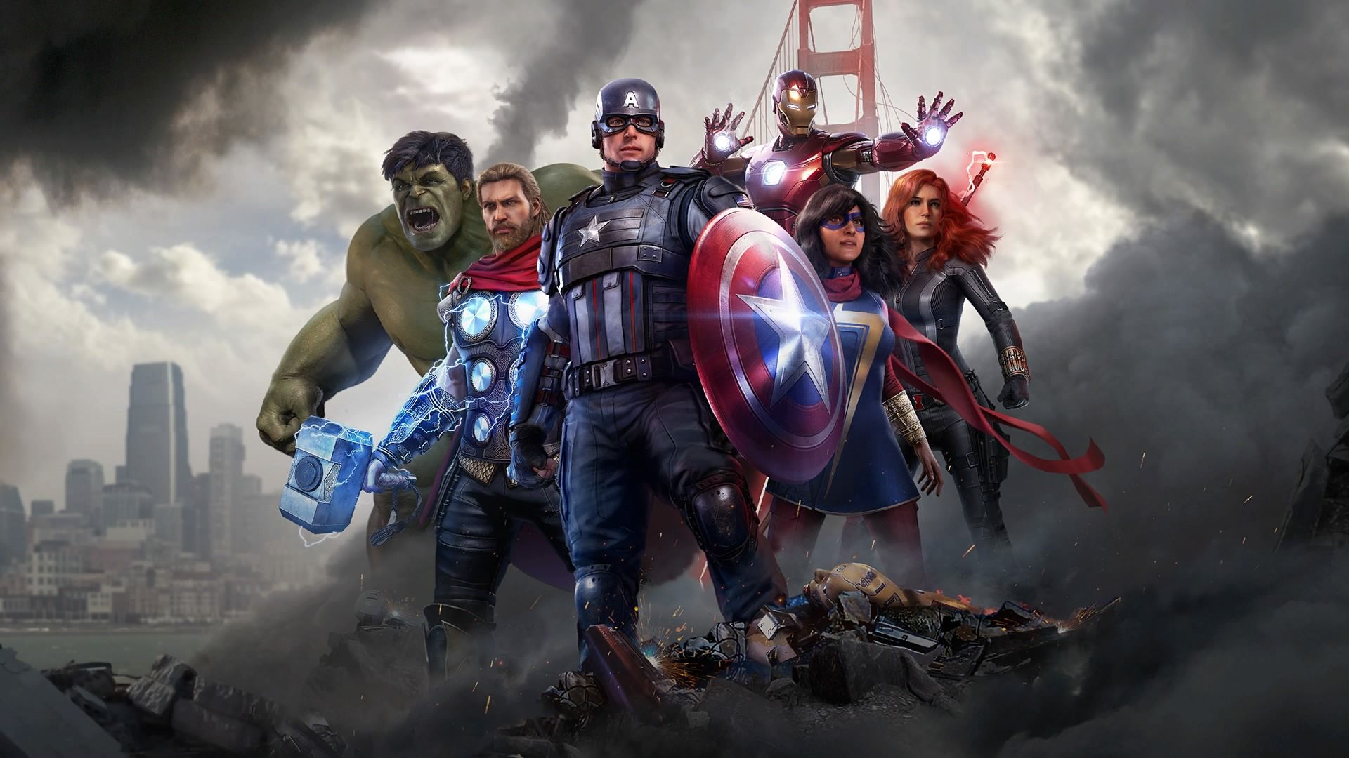 Análisis] Marvel's Avengers - All Gamers In - PS4, Xbox One, Stadia, PC