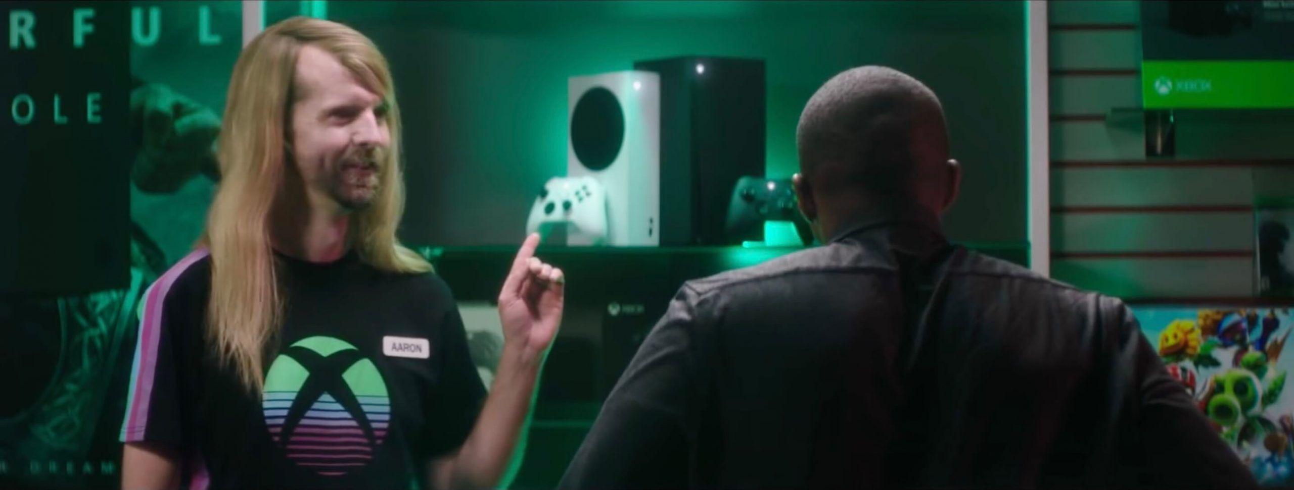 Falcon de Avengers protagoniza el nuevo anuncio de Xbox Series X
