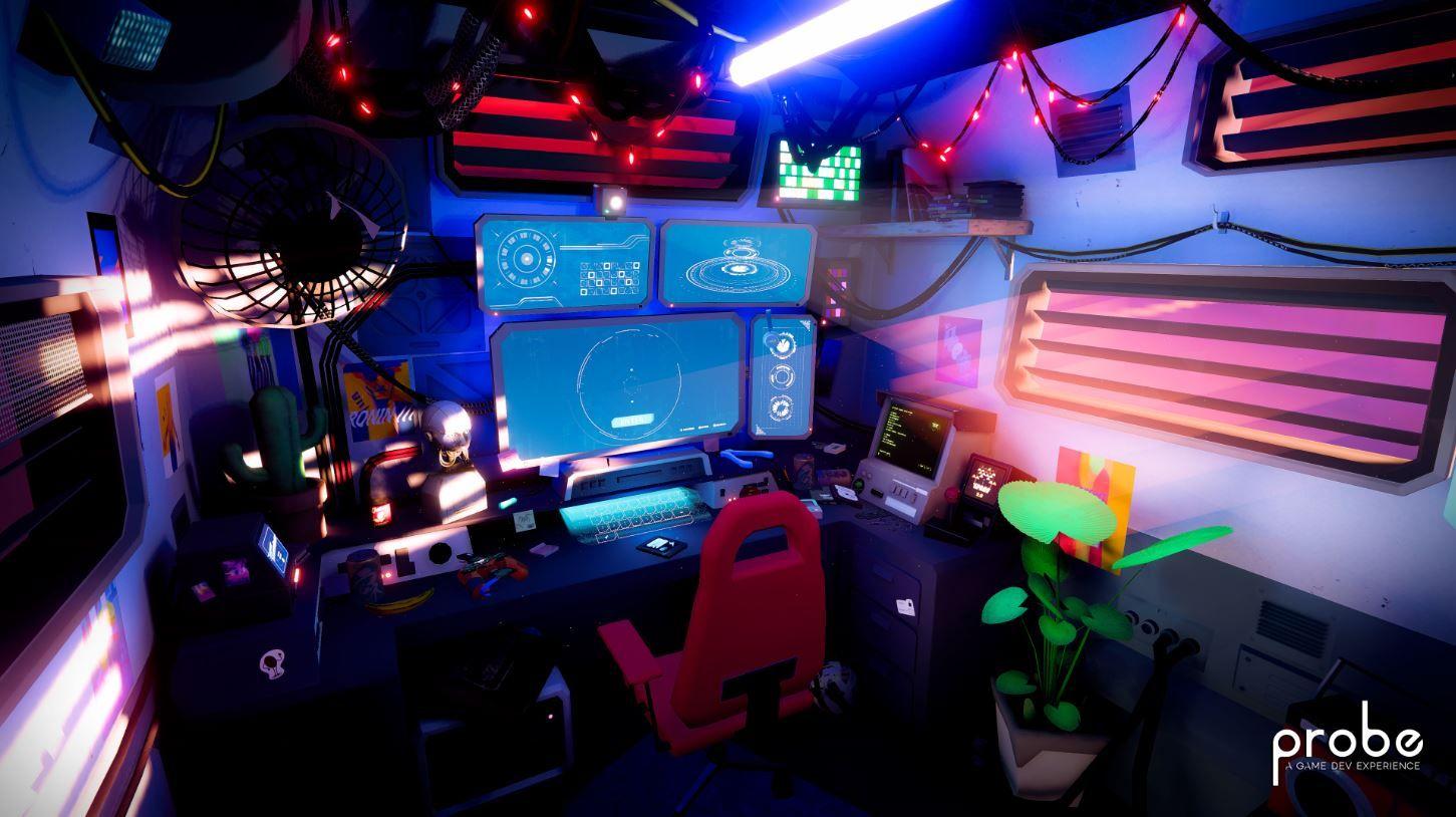 Playstation Talents anuncia Probe: A Game Dev Experience, un juego para  aprender a crear juegos - AllGamersIn