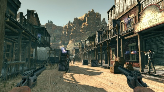 Imágenes Call of juarez bound in blood