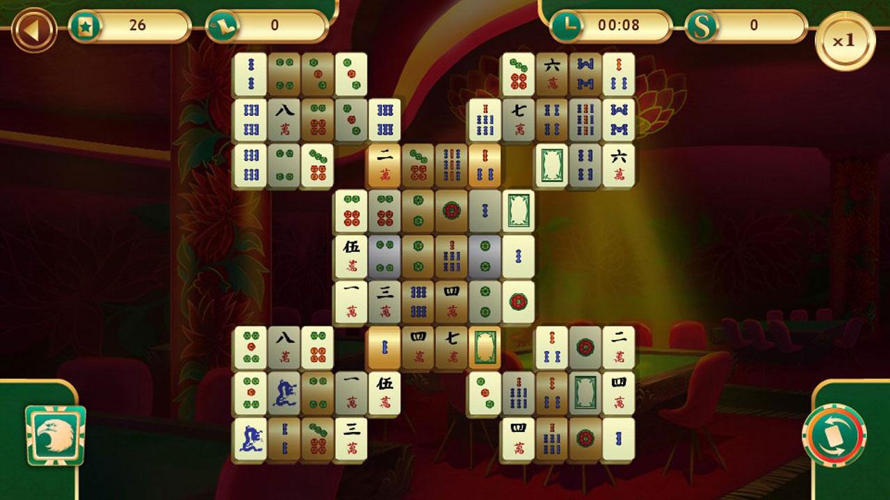 Mahjong world contest PSVITA 0