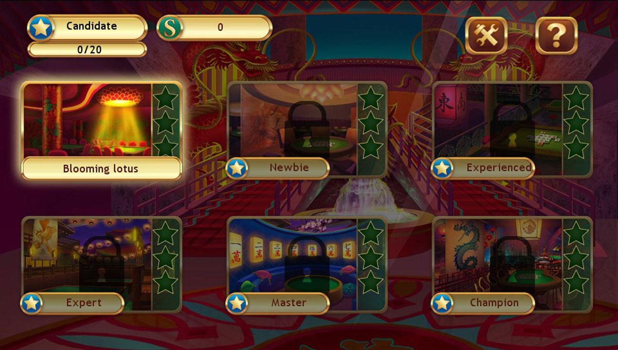 Mahjong world contest PSVITA 5