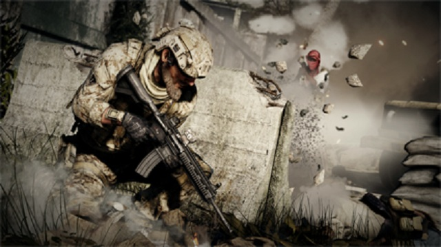 Medal of honor warfighter PS3 0