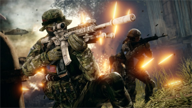 Medal of honor warfighter PS3 1
