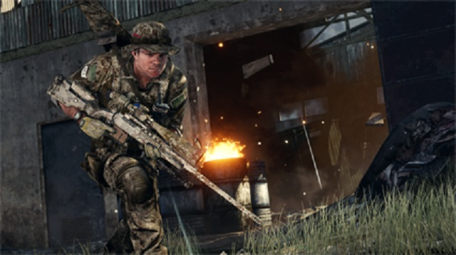 Medal of honor warfighter PS3 2